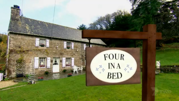 Channel 4's FOUR IN A BED is coming to Suffolk!