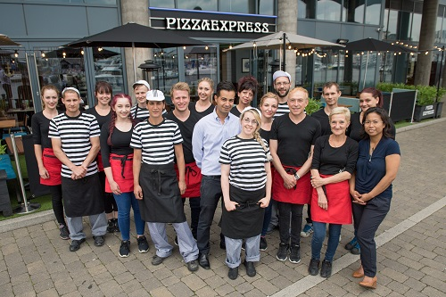 Maritime Makeover For Pizza Express Regatta Quay Blog