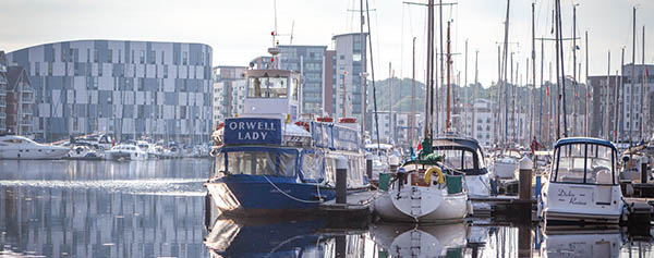 Historic Port of Ipswich