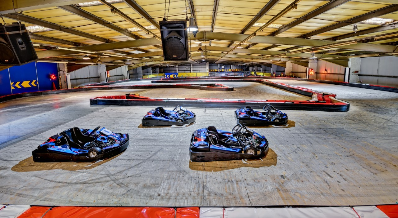 Get racing at Anglia Karting