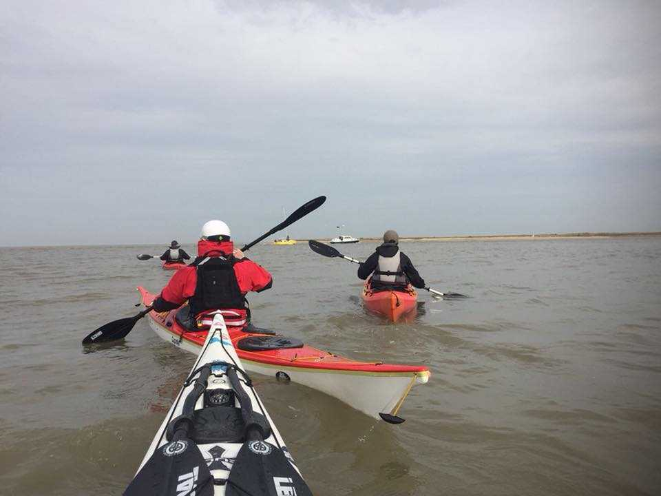 2. Go Sea Kayaking