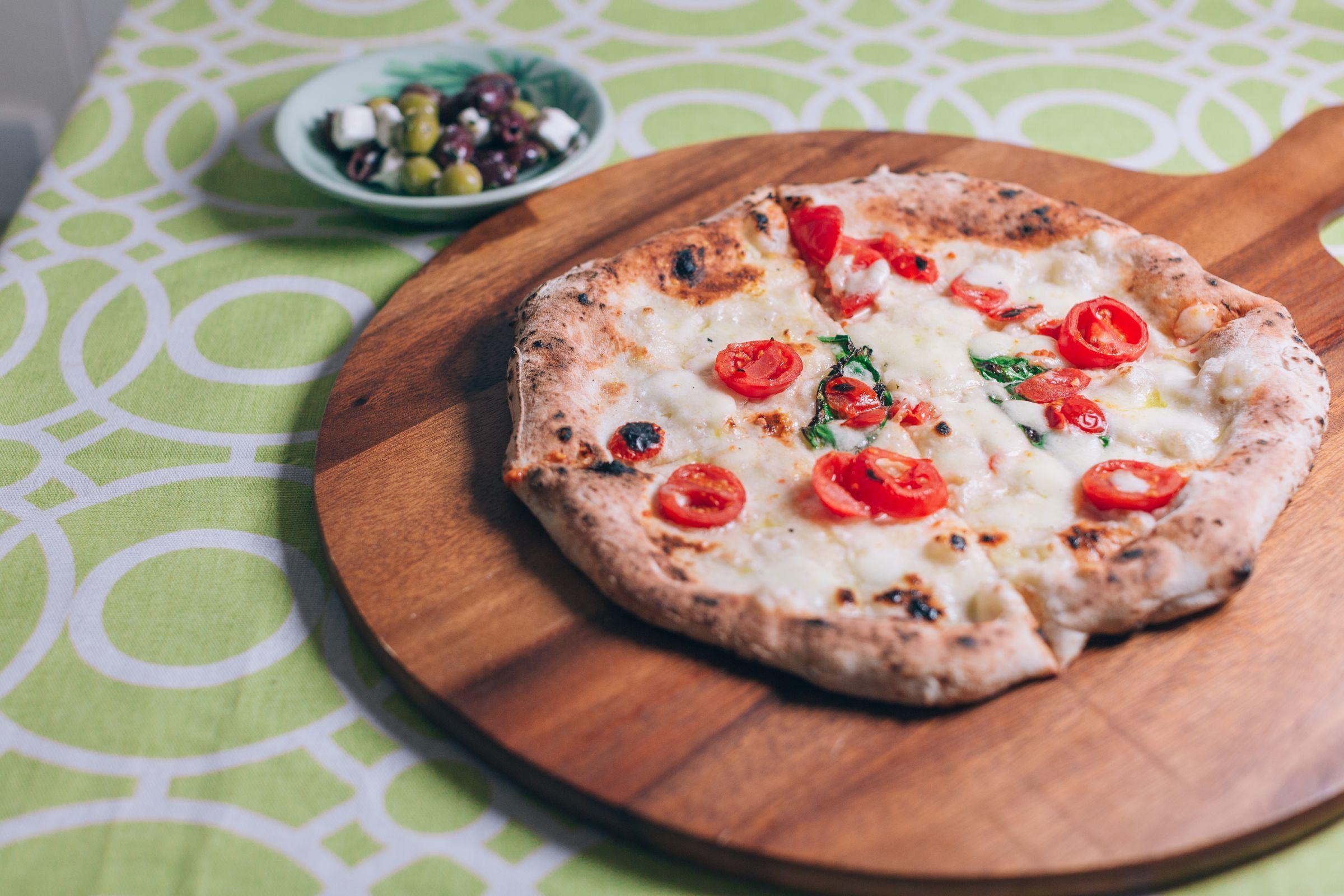 Bella Napoli: authentic Italian pizza and pasta