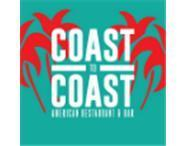 20% off burgers for students at coast to coast