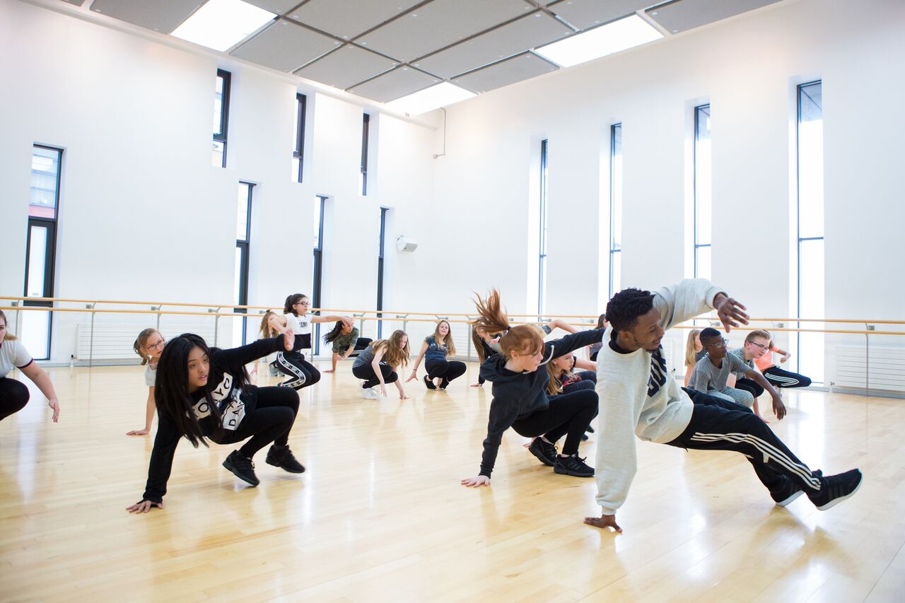 DanceEast 12-18yrs Summer School