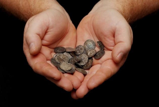 5. Anglo Saxon Coins