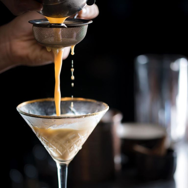 Salted Caramel Espresso Martini by The Forge Kitchen