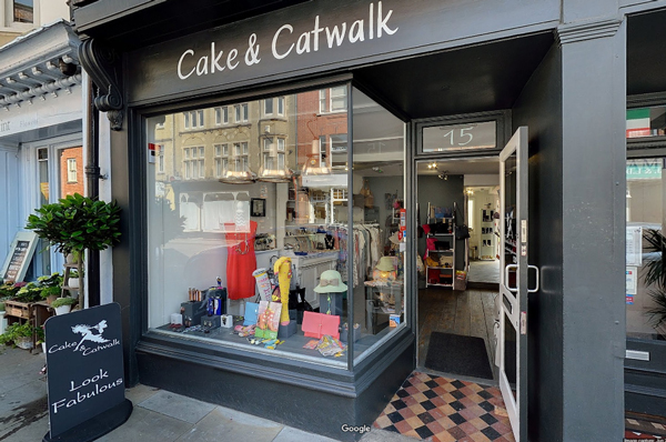 3. Cake & Catwalk