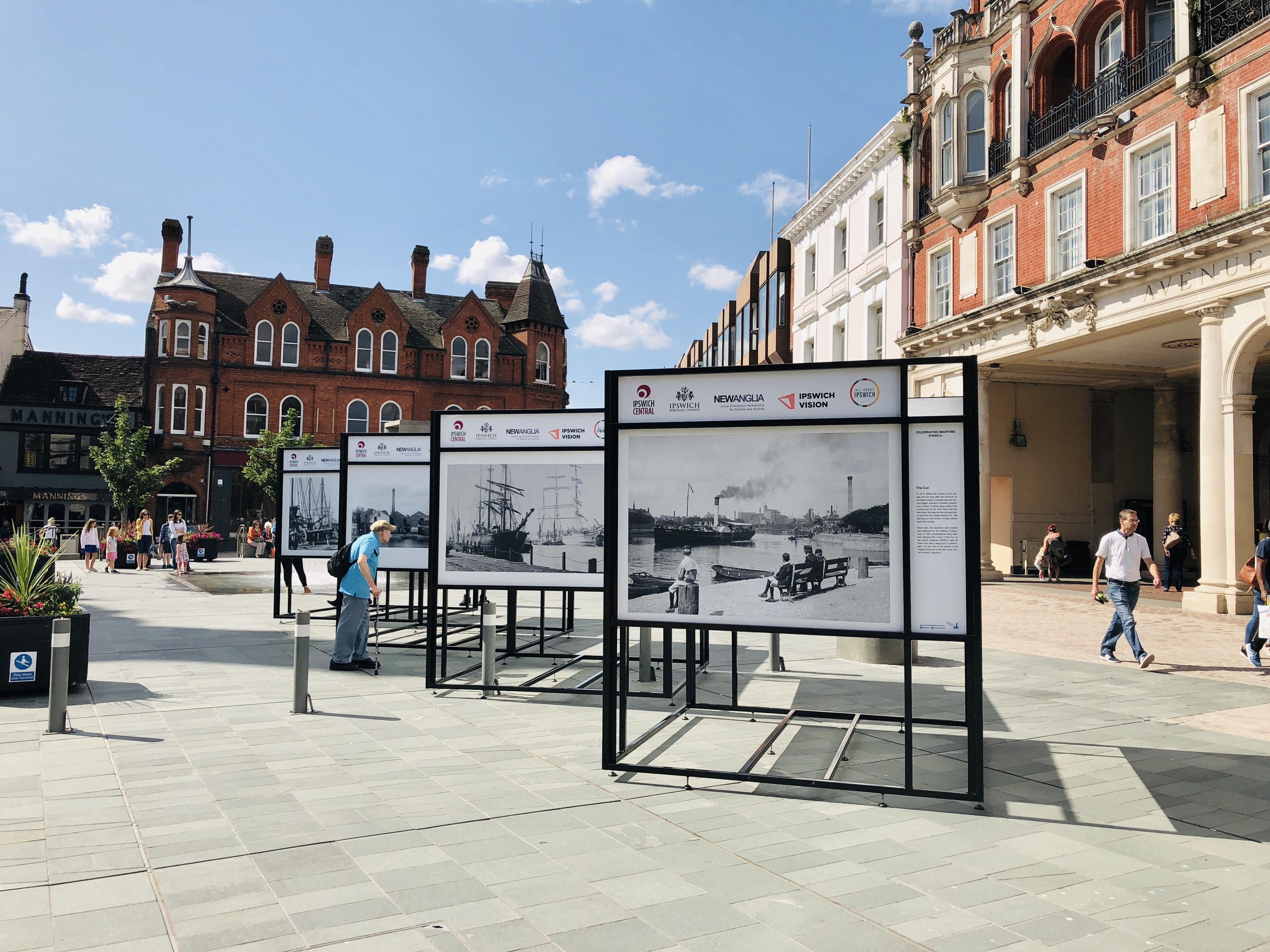 5. Events on the Cornhill Square