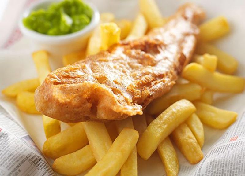 Nacton Fish Bar: one of Ipswich's favourite chip shops