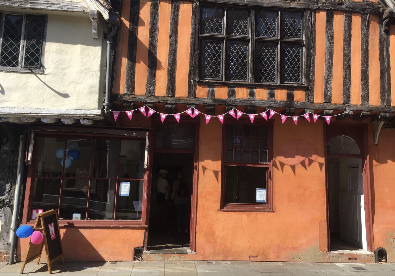 Visit some of Ipswich's historic sites during Heritage Open Weekend