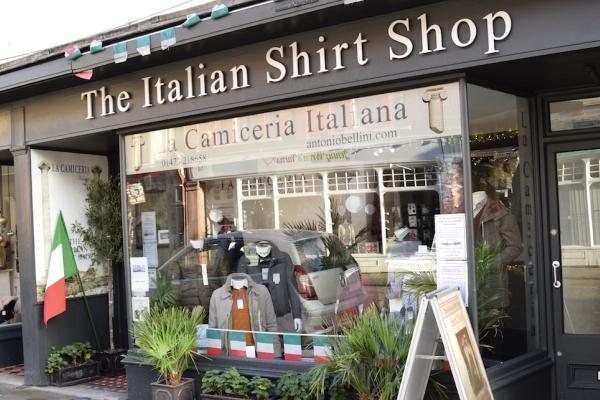 9. The Italian Shirt Company