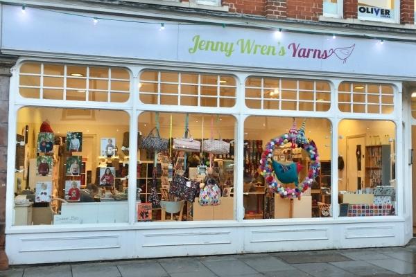 8. Jenny Wren's Yarns