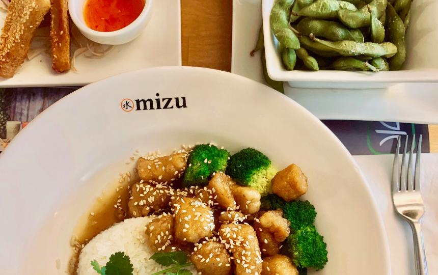 Mizu: Ipswich's favourite noodle bar