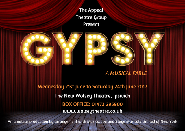 GYPSY THE MUSICAL